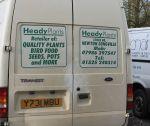 Heady Plants of Milton Keynes