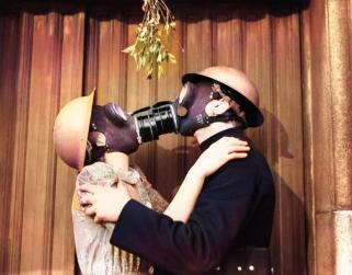 gasmaskmistletoephoto